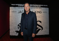 """Pictured: Club chairman Huw Jenkins. Friday 12 September 2014<br /> Re: Premiere of """"Jack To A King"""" a film about the history of Swansea City Football Club, at The Empire Cinema in Leicester Square, London, UK."""