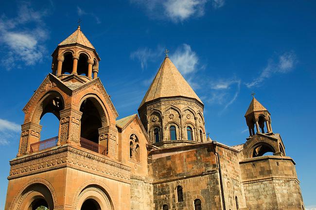 ARMENIA, YEREVAN, CATHEDRAL OF ECHMIADZIN, HEADQUARTERS OF THE ARMENIAN ORTHODOX CHURCH
