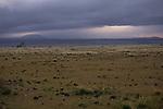 Dusk Scenic South Of Waimea