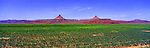 America Panorama - Rock formations in Canyonlands National Park, Utah, America<br /> <br /> Image taken on large format panoramic 6cm x 17cm transparency. Available for licencing and printing. email us at contact@widescenes.com for pricing <br /> <br /> WARNING: Image Protected with PIXSY