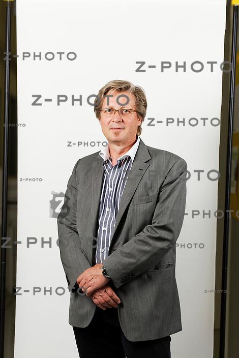 Portrait von Dr. Bruno Oesch /Chairman von der ETH-Spin-off Firma Malcisbo, im Hauptsitz an der ETH Zuerich an der Wolfgang-Pauli-Strasse 10 am 25. Mai 2011..Copyright © Zvonimir Pisonic