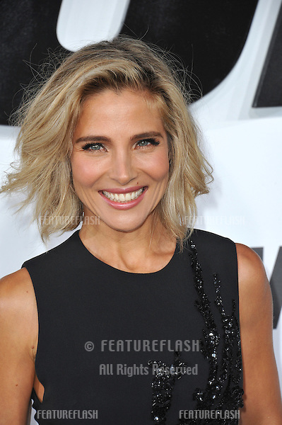 """Elsa Pataky at the world premiere of her movie """"Furious 7"""" at the TCL Chinese Theatre, Hollywood.<br /> April 1, 2015  Los Angeles, CA<br /> Picture: Paul Smith / Featureflash"""