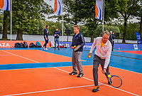 Rosmalen, Netherlands, 13 June, 2019, Tennis, Libema Open, senioren<br /> Photo: Henk Koster/tennisimages.com