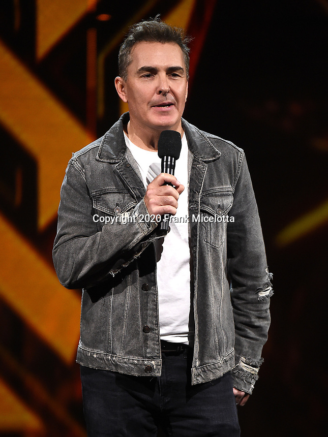 "HOLLYWOOD, CA - DECEMBER 10: Nolan North appears on ""The Game Awards 2020"" in Hollywood, California on December 10, 2020. (Photo by Frank Micelotta/PictureGroup)"