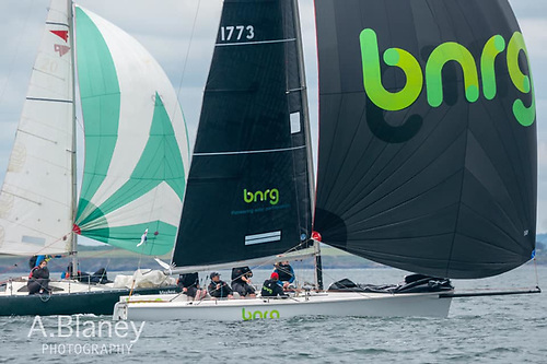 The 1720 Eastern Championships at Howth has 15 confirmed entries