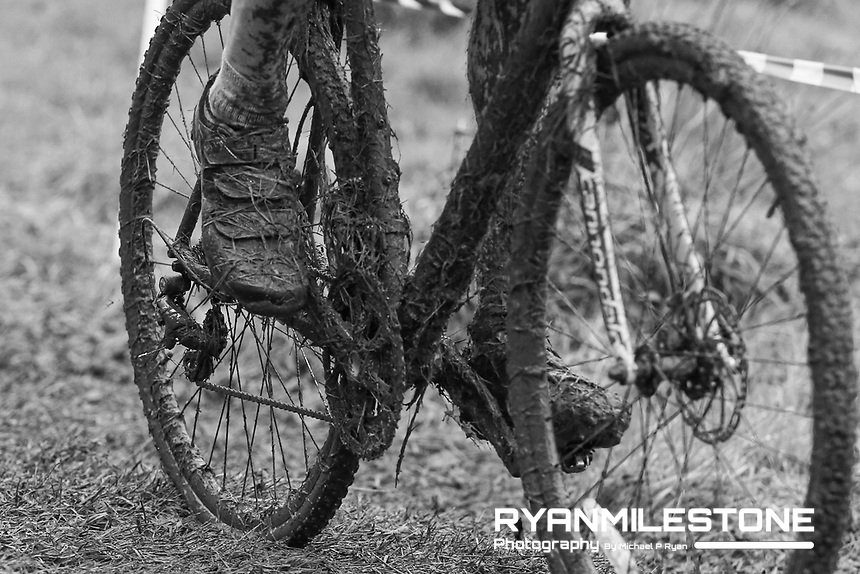 EVENT:<br /> Round 5 of the 2019 Munster CX League<br /> Drombane Cross<br /> Sunday 1st December 2019,<br /> Drombane, Co Tipperary<br /> <br /> CAPTION:<br /> A general view of the race<br /> <br /> Photo By: Michael P Ryan