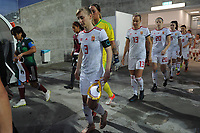 20190304 - LARNACA , CYPRUS : illustration picture during a women's soccer game between Mexico and Hungary , on Monday 4 March 2019 at the AEK Arena in Larnaca , Cyprus . This is the third game in group B for both teams during the Cyprus Womens Cup 2019 , a prestigious women soccer tournament as a preparation on the FIFA Women's World Cup 2019 in France . PHOTO SPORTPIX.BE | STIJN AUDOOREN