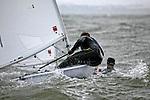 ISAF Sailing World Cup Hyères - Fédération Française de Voile. Laser, Jean-Baptiste Bernaz.