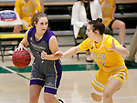 Westminster College at Black Hills State DII Women's Basketball