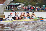 Boston, Rowing, Head of the Charles Regatta, US Women's Eight, US Rowing, Princeton Training Ctr,. Championship Eights Women, First Place, Sunday, October 22, 2006,