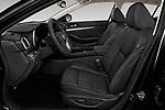 Front seat view of 2020 Nissan Maxima SV 4 Door Sedan Front Seat  car photos