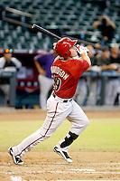 Matt Davidson - Arizona Diamondbacks - 2010 Instructional League.Photo by:  Bill Mitchell/Four Seam Images..