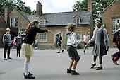 Primary school playground, Birmingham.