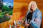 Jane Donnelly, Angel Intuitive & Faith Healer at her home in Ballytrasna, Killarney