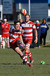 NELSON, NEW ZEALAND - JULY 25: Div 1 Rugby WOB v Marist, Jubilee Park, Nelson, 25th July, New Zealand. (Photos by Barry Whitnall/Shuttersport Limited)