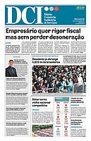 Pessoas enfrentam fila na procuro de emprego. (Foto: Fábio Vieira/FotoRua)