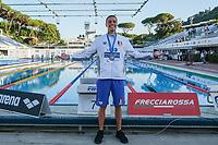 David POPOVICI ROU<br /> swimming, nuoto<br /> LEN European Junior Swimming Championships 2021<br /> Rome 2176<br /> Stadio Del Nuoto Foro Italico <br /> Photo Giorgio Scala / Deepbluemedia / Insidefoto