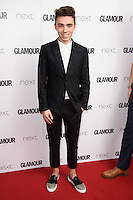 Nathan Sykes<br /> arrives for the Glamour Women of the Year Awards 2016, Berkley Square, London.<br /> <br /> <br /> ©Ash Knotek  D3130  07/06/2016