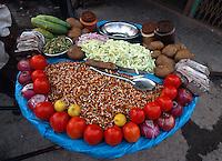 Indien, Kalkutta (Kolkata), Essenstand