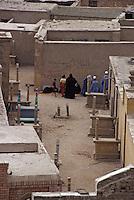 Afrique/Egypte/Le Caire: La Cité des Morts