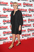 File photo of actress Sally Dynevor who has been awarded a MBE for services to drama<br /> The Inside Soap Awards 2019, Sway Nightclub, London on October 7th 2019<br /> <br /> Photo by Keith Mayhew