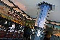 Europe/France/Aquitaine/33/Gironde/Bassin d'Arcachon/Pyla-sur-Mer:  réception de l'Hôtel La Co(o)rniche par  Philippe Starck  [Non destiné à un usage publicitaire - Not intended for an advertising use]