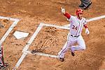 2013-04-01 MLB: Miami Marlins at Washington Nationals Opening Day