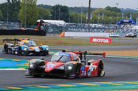 #11 RACING EXPERIENCE (LUX) DUQUEINE M30  D08 - NISSAN GARY HAUSER (LUX) NICOLAS MELIN (FRA)