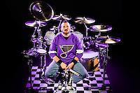 Jeff Carrico drum set study