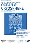 191119: KDM - IPCC special report