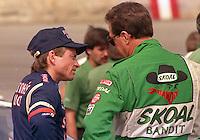 Mark Martin Harry Gant Pepsi 400 at Daytona International Speedway in Daytona beach, FL on July 1, 1989. (Photo by Brian Cleary/www.bcpix.com)