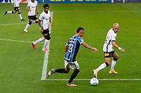 São Paulo (SP), 22/11/2020 - Corinthians-Grêmio - L. Fernando do Grêmio. Corinthians e Grêmio jogo válido pela 22 rodada do Campeonato Brasileiro 2020, realizada na Neo Química Arena em São Paulo, neste domingo (22).