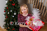 ++REPRO FREE++<br /> Local artisan baker Sinead Morris of Daisy Bakes getting Christmas ready with her handcrafted festive hampers available through her Facebook Page, DaisyBakesIreland.