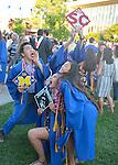 Los Altos High School Graduation, 2016