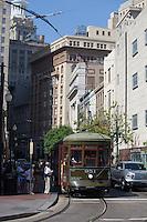 Usa,Louisiana New Orleans, french block