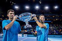 J Julien Rojer & H Tecua vs B BRYAN & M BRYAN - ATP World Tour - SF2 - 21.11.2015