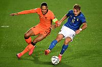 20201014 Calcio Italia Olanda Uefa Nations League