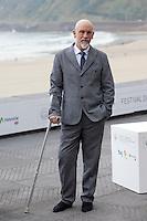US actor John Malkovich presents the film 'Casanova Variations' during the 62st San Sebastian Film Festival in San Sebastian, Spain. September 22, 2014. (Insidefoto/alterphotos/Caro Marin) <br /> Festival del film di San Sebastian <br /> Foto Alterphotos/Insidefoto