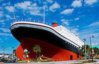 Panama City Florida ship tourism attraction called Ripley's Believe It or Not large shipping for tourists