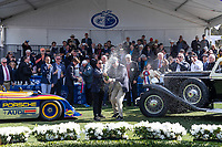 The Amelia Island Concours d'Elegance 2020 - Concours on Sunday. <br /> © Kristof Vermeulen for MPS Agency