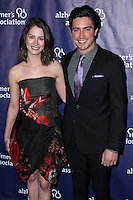 """BEVERLY HILLS, CA, USA - MARCH 26: Michelle Mulitz, Ben Feldman at the 22nd """"A Night At Sardi's"""" To Benefit The Alzheimer's Association held at the Beverly Hilton Hotel on March 26, 2014 in Beverly Hills, California, United States. (Photo by Xavier Collin/Celebrity Monitor)"""