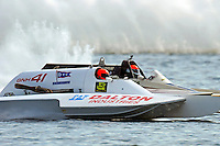 """Cal Phipps, GNH-41  and Steve Kuhr, GNH-317 """"The Irishman"""" (Grand National Hydroplane(s)"""
