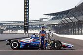 Winner #30: Takuma Sato, Rahal Letterman Lanigan Racing Honda