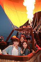20120417 April 17 Hot Air Balloon Cairns