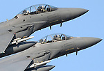 F15 Eagles set off from RAF Lakenheath for strikes on Libya