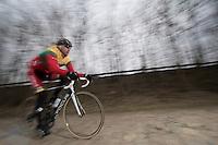 Paris-Roubaix 2013 RECON..Gediminas BAGDONAS (LTU).