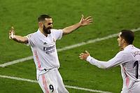 2020.12.20 La Liga SD Eibar VS Real Madrid