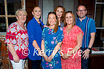 Enjoying the evening in Benners on Thursday, l to r: Siobhan Keane, Siobhan Lacey, Lisa O'Donnell, Catherine Blennerhassett, Therese Carroll and Eric Rowan.