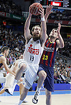 20150412. Liga ACB 2014/2015. Real Madrid v FC Barcelona.