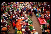 Guatemala,Chichicastenango market